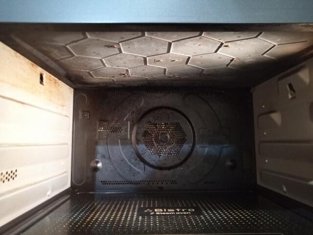 ビストロの庫内